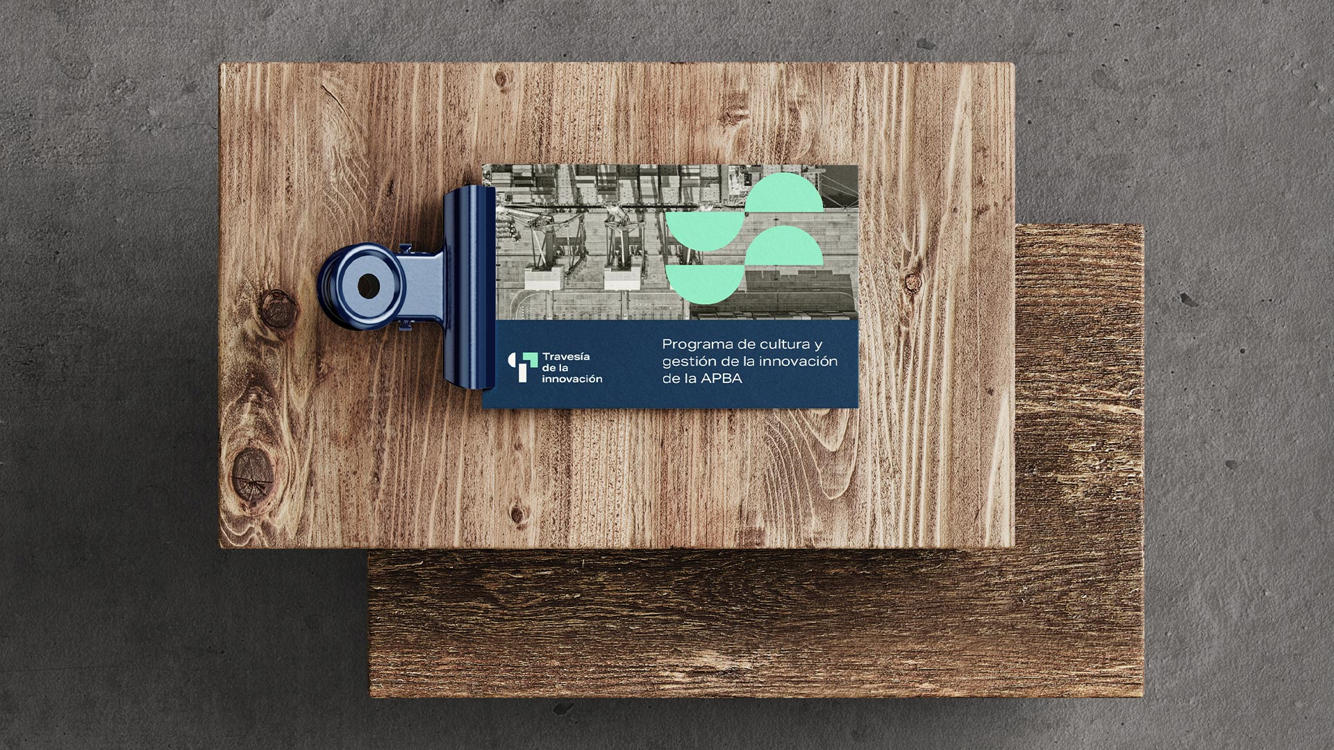 Papeleria2-Identidad-marca-Puerto-Algeciras-Travesia-innovacion